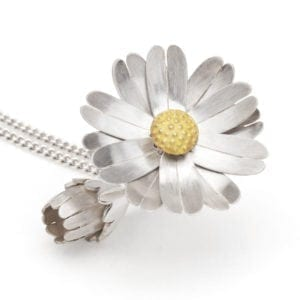 Open Daisy Locket